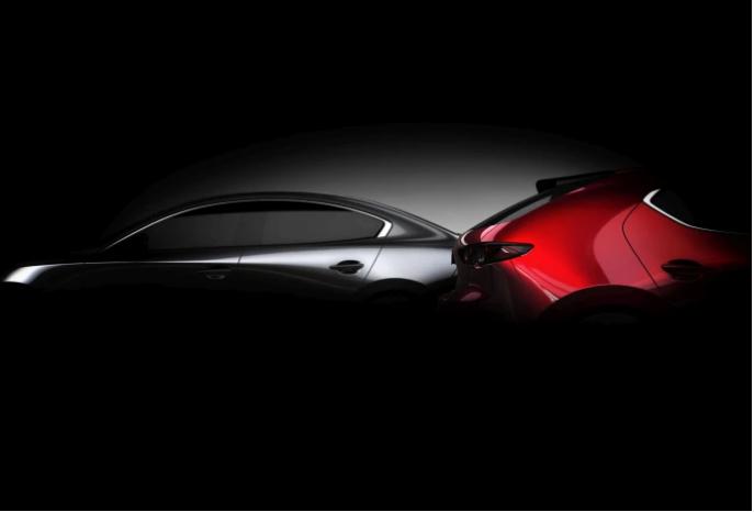 Nya Mazda3