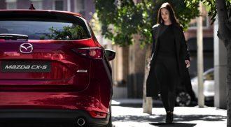Mazda CX-5 - finns för privatleasing