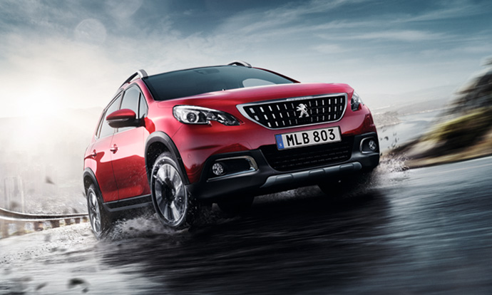 Peugeot 2008 kampanj privatleasing