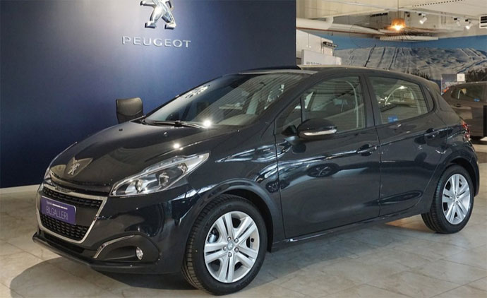 Peugeot 208 Signature - Privatleasing
