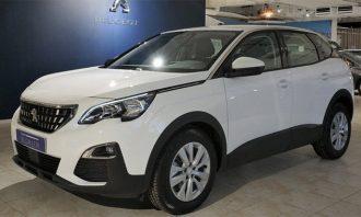 Peugeot 3008 SUV kampanj