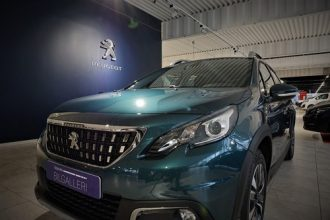 Peugeot 2008 Allure kampanj