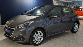 Peugeot 208 Signature kampanj