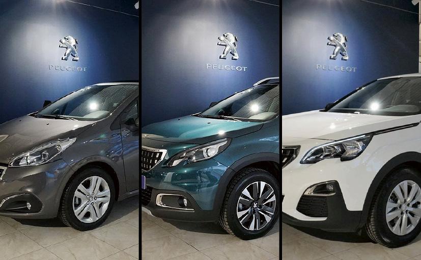 Peugeot kampanj