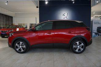 Peugeot 3008 SUV erbjudande