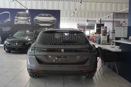Nya Peugeot 508 SW (kombi) GT-line