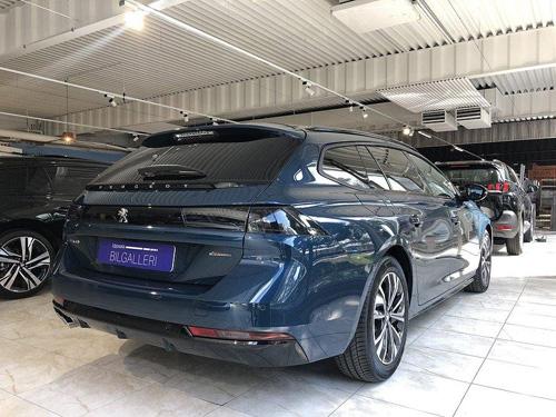 Nya Peugeot 508 SW (kombi) kampanj