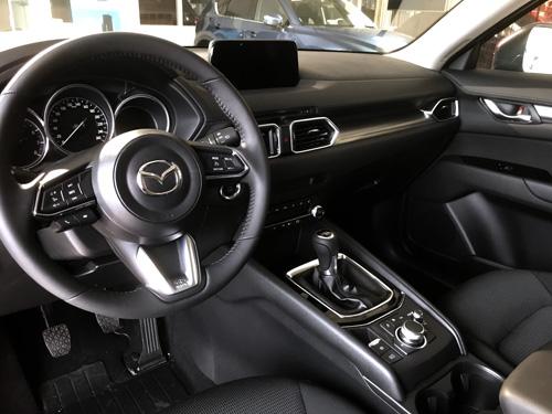 Mazda CX-5 interiör