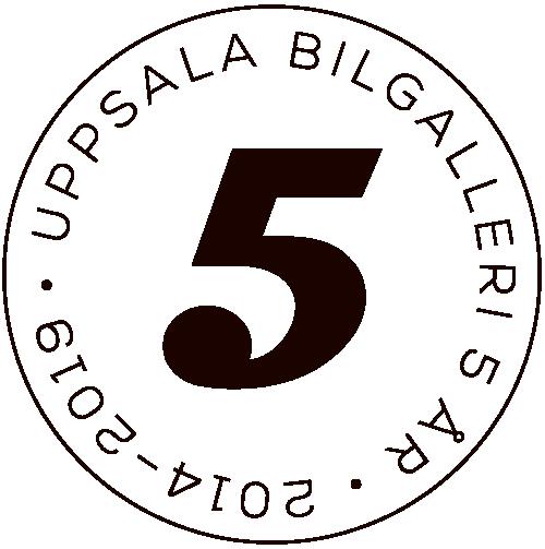 Uppsala Bilgalleri 5 år