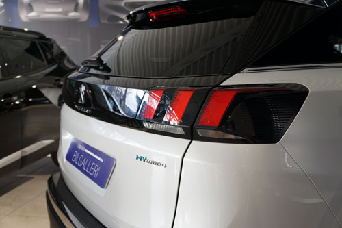 Peugeot 3008 SUV Plugin Hybrid med lång räckvidd – perfekt som tjänstebil
