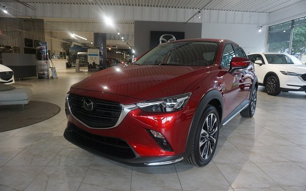Mazda CX-3 SUV - privatleasing kampanj