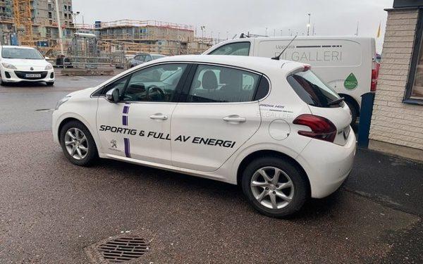 Peugeot 208 privatleasing 6 månader