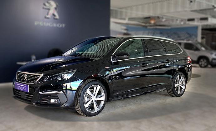 Peugeot 308 privatleasing kampanj