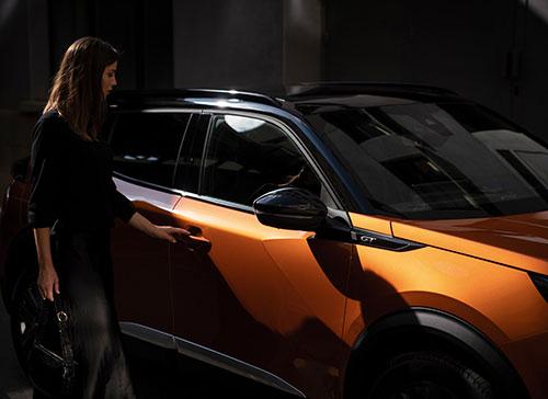 Peugeot elbil och laddhybrid kampanj