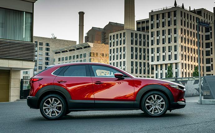 Mazda - bästa av alla märken på driftsäkerhet