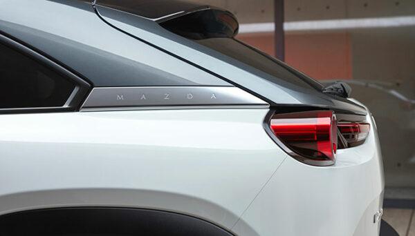 Mazda MX-30 - Mazdas nya elbil