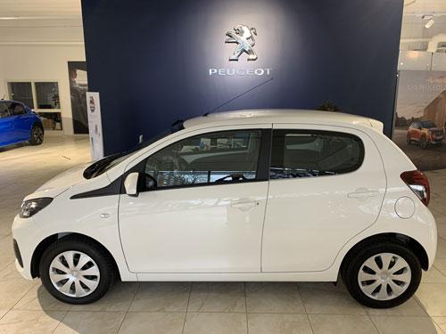 Peugeot 108 privatleasing korttidsleasing kampanj