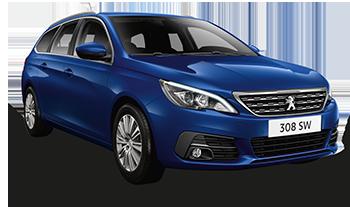 Peugeot korttidsleasing