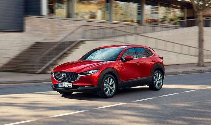 Upplev en SUV från Mazda